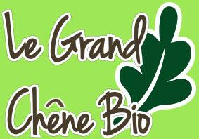 Le Grand Chêne Bio Logo